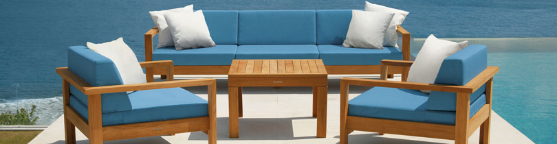 Outdoor Furniture - Barlow Tyrie Outdoor Patio Furniture In Cambridge And Newton, MA