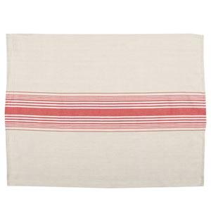 Belgian linen tea towel spotlighted by Bon Appetit