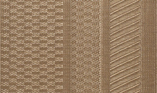Mixed Weave Luxe