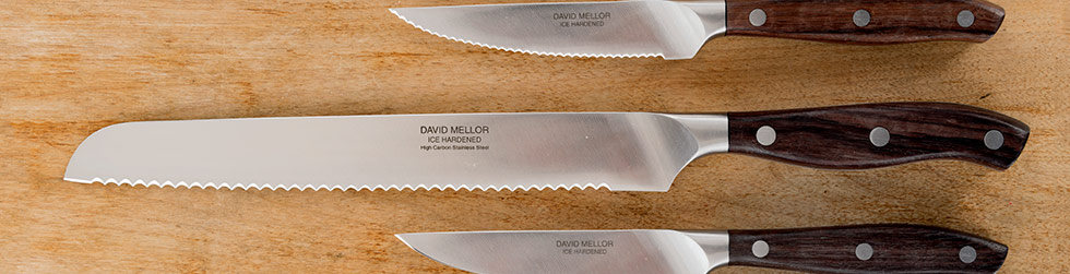 David Mellor Kitchen Knives