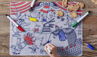 Modern Twist Kids Placemats