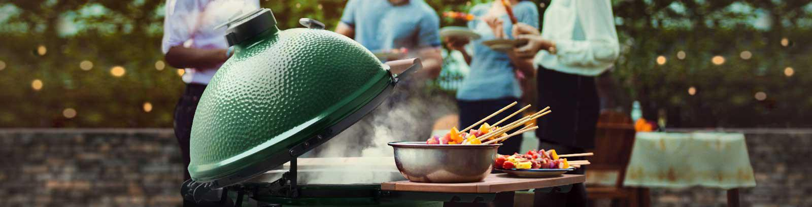 Big Green Egg Grilling Utensils + Tools
