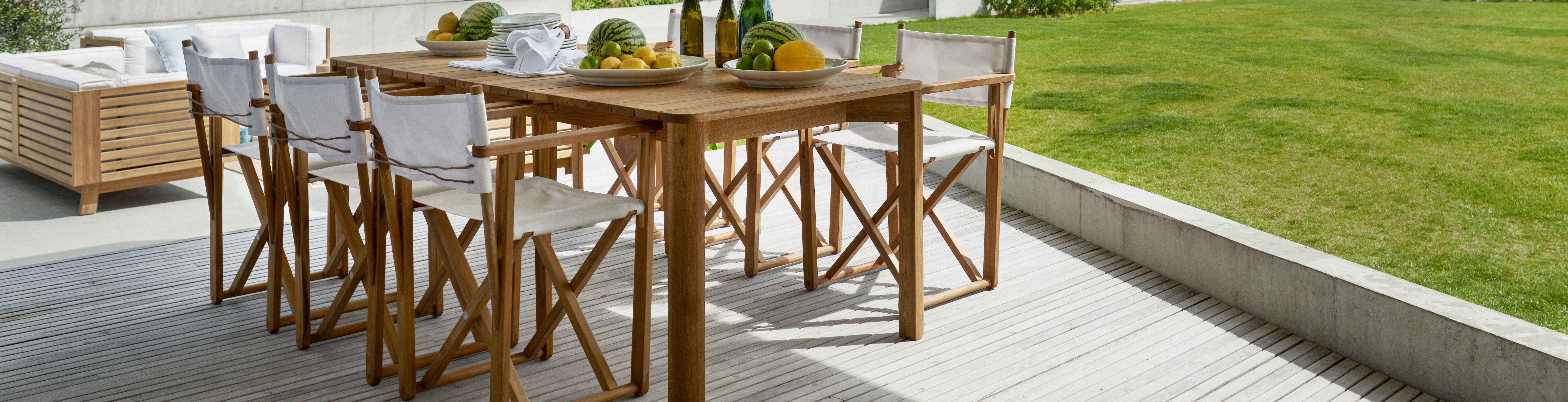 Skargaarden Outdoor Dining Tables