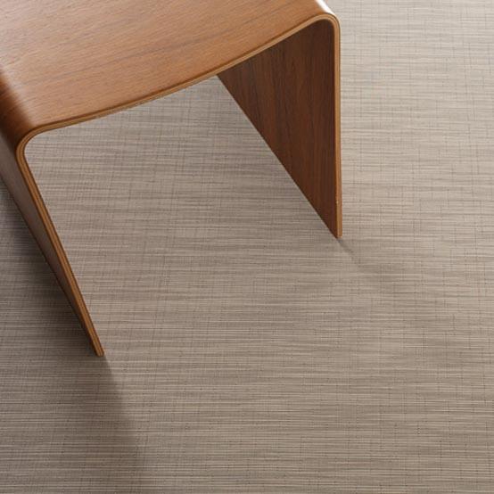 Reed Floormat Bisque Sample