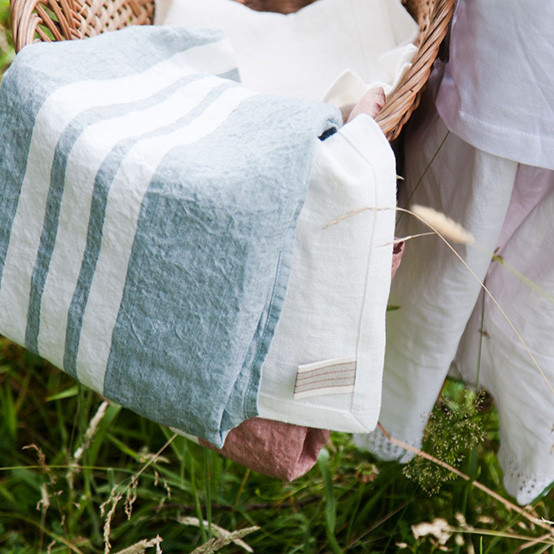 Chickasaw Guest towel in Desert