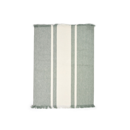 The Ellen Stripe Rug 23.5x33.5 inch