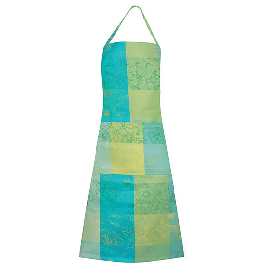 Mille Alcees Narcisse Coated Apron