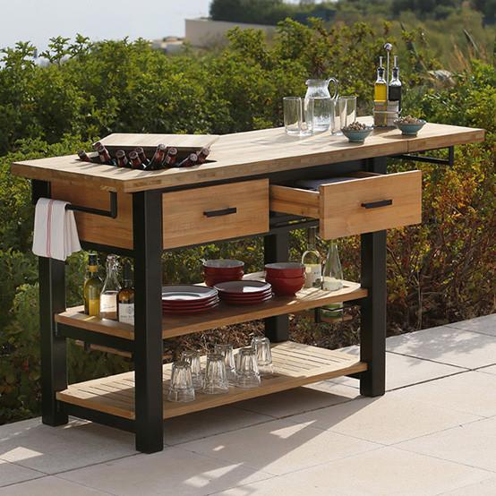 Titan Serving Table