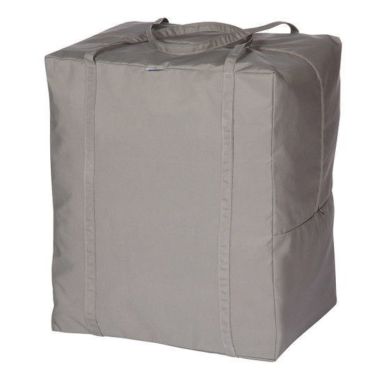 Storage Bag Fits Eight Armchair/Dining Cushions