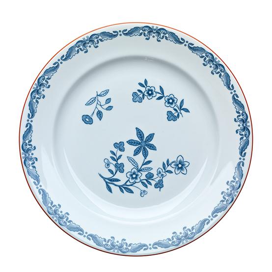 Ostindia Salad Plate