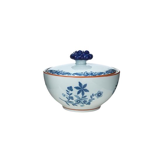 Ostindia Sugar Bowl With Lid