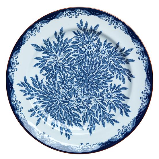 Ostindia Floris Dinner Plate