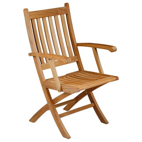 Ascot Folding Armchair