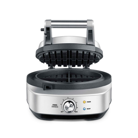 Breville the No-Mess™ 2-Slice Waffle Maker