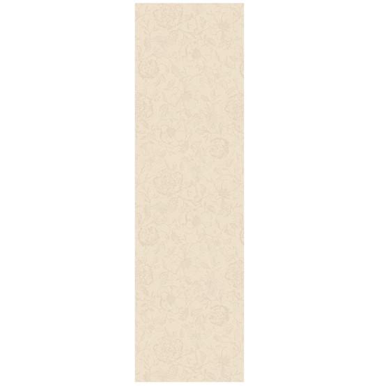 Mille Charmes Ecru De Blanc Table Runner 22 x 71