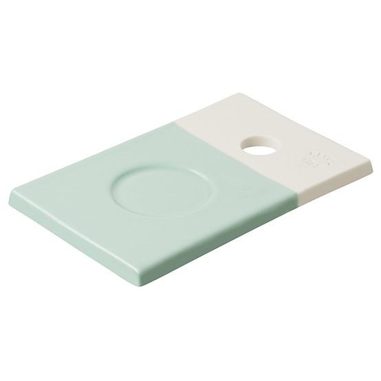 Color Lab Saucer Celadon Green