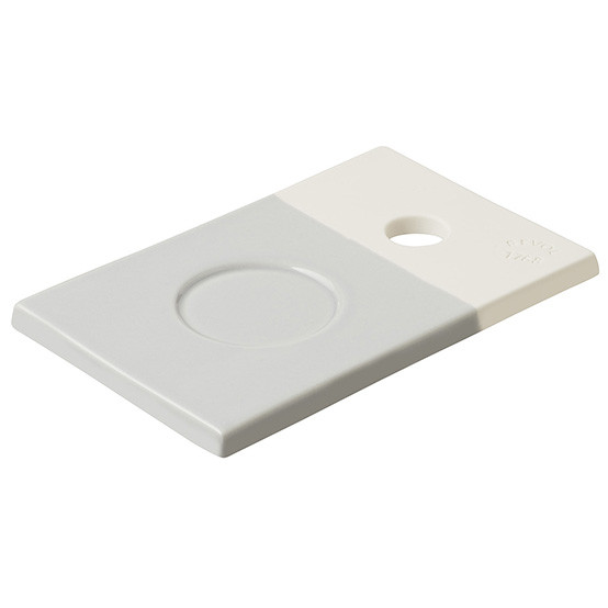 Color Lab Saucer Stratus Grey