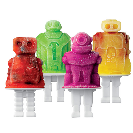 Robot Pop Molds