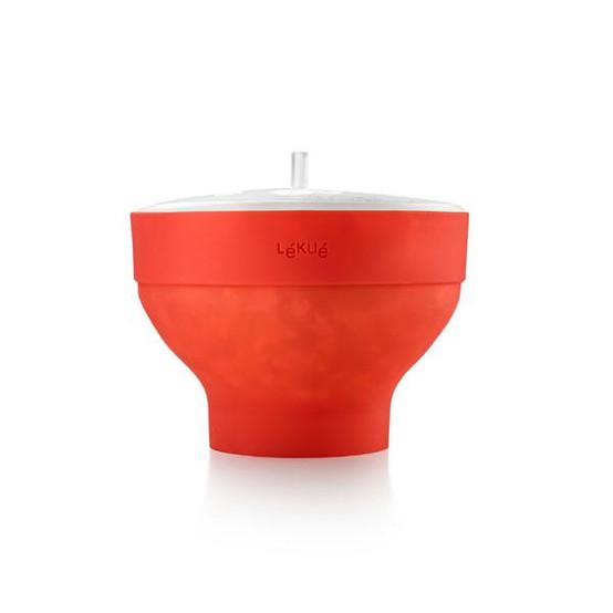Popcorn Maker in Red