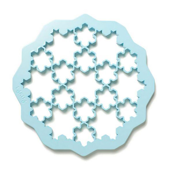 Snowflake Puzzle Cookie Cutter