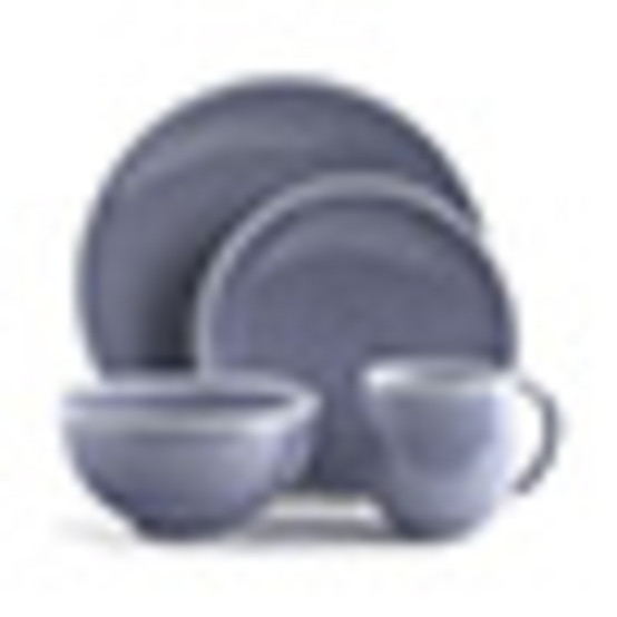 Blue Chardon Dinnerware Set