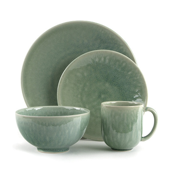 Jade Dinnerware Set