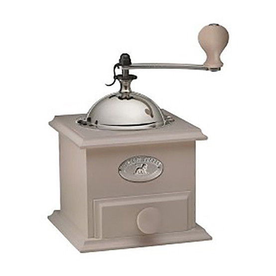 Cottage Ivory Coffee Mill