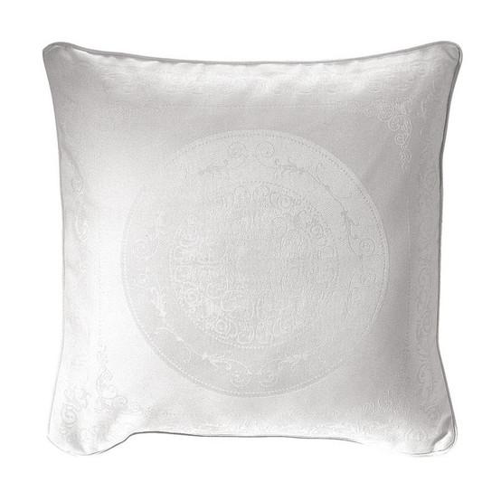 Comtesse Blanc Cushion Cover 20 x 20
