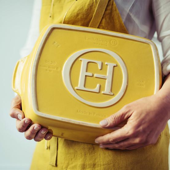 Emile Henry Modern Classics Small Rectangular Baker