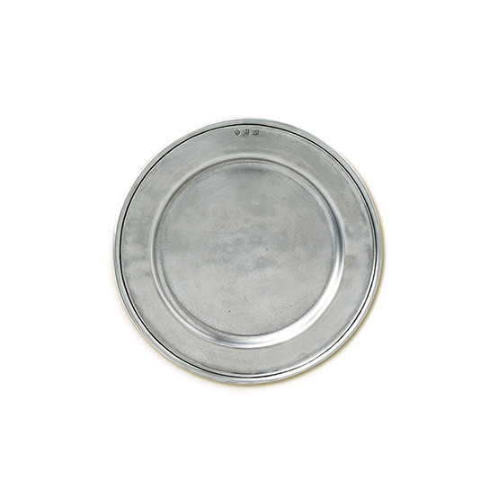 Convivio Bread Plate - All Pewter