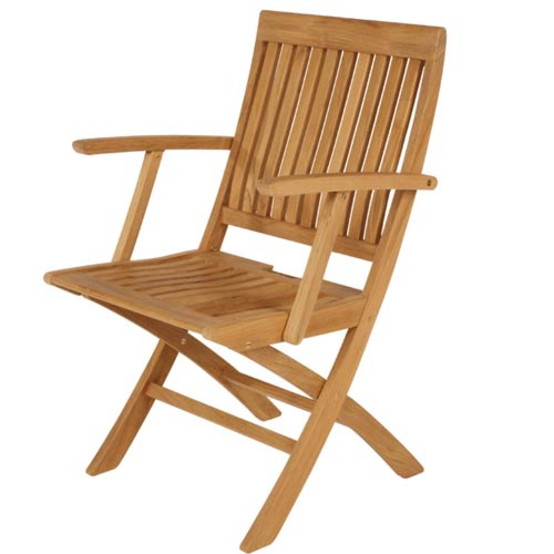 Monaco Folding Armchair