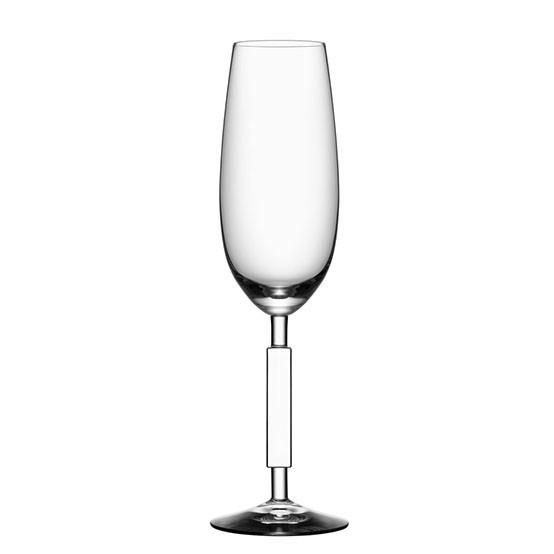 Unique Champagne Glass