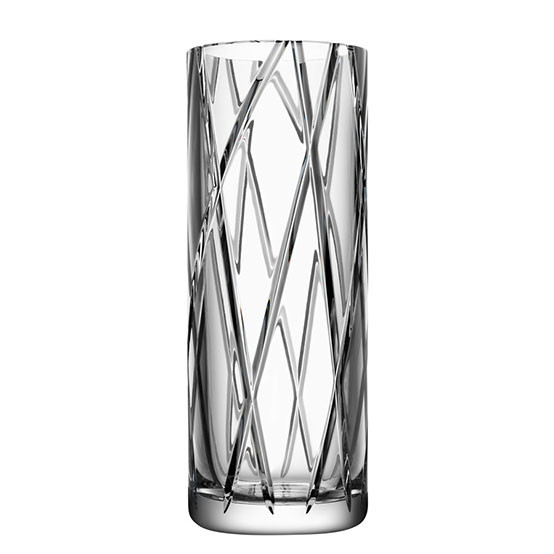 Stripes Large Explicit Vase