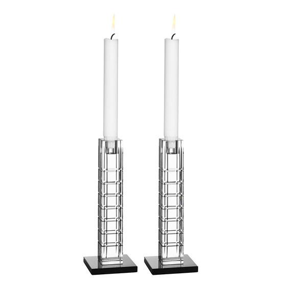 Pair of Street Candleholders