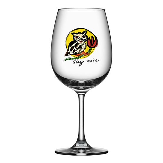 Friendship Wine Glass - Stay Wise