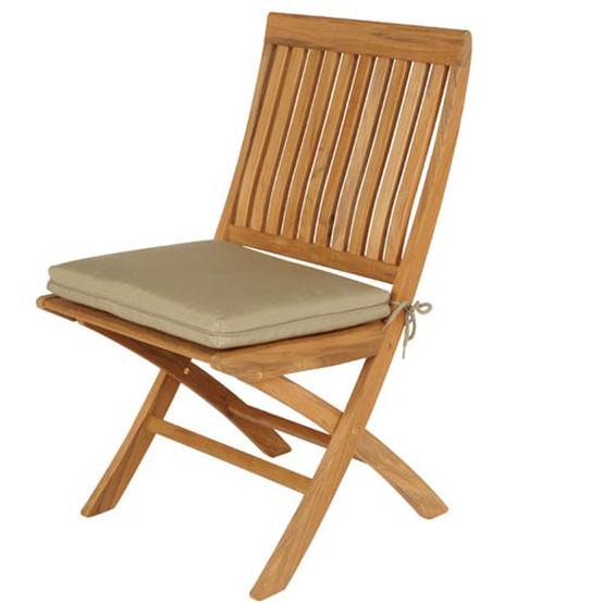 Monaco Folding Side Chair