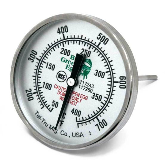 Tel-Tru® USA Made LARGE DIAL Temperature Gauge 3 Inch
