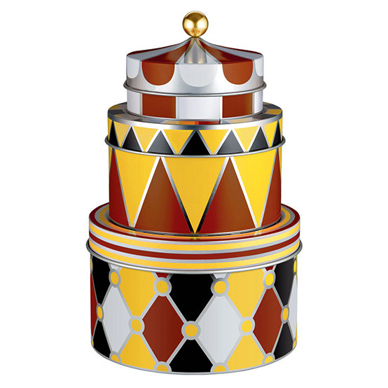 Circus All Purpose Boxes, Set of 3