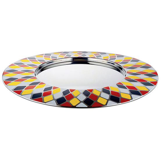 """Circus Round Tray 19"""""""