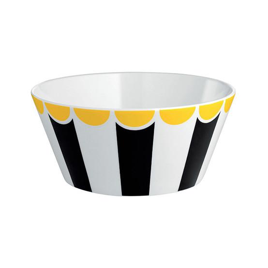 Circus Bowl, Stripes