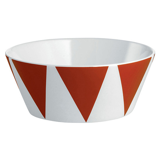 Circus Set Of 2 Small Bowls, Big Top
