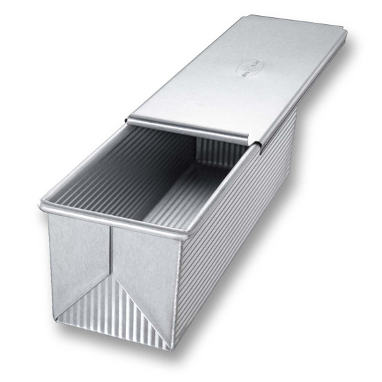 Pullman Loaf Pan & Cover, 13 x 4