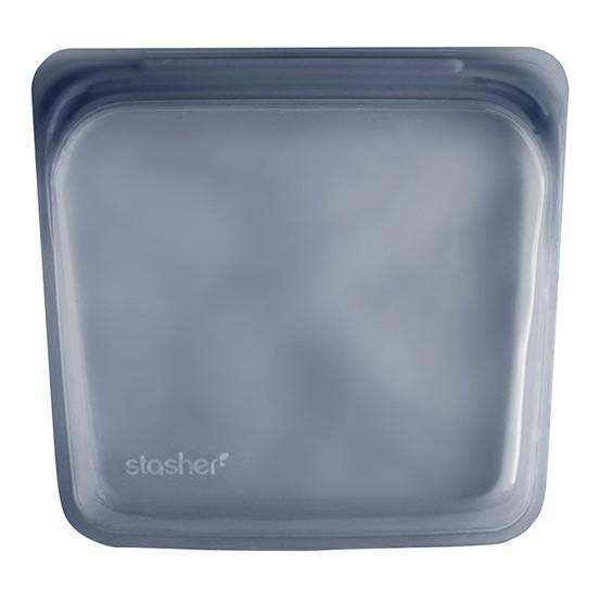 Stasher Storage Bag in Grey