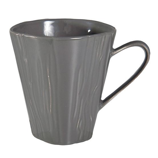Teck Mug In Dark Grey