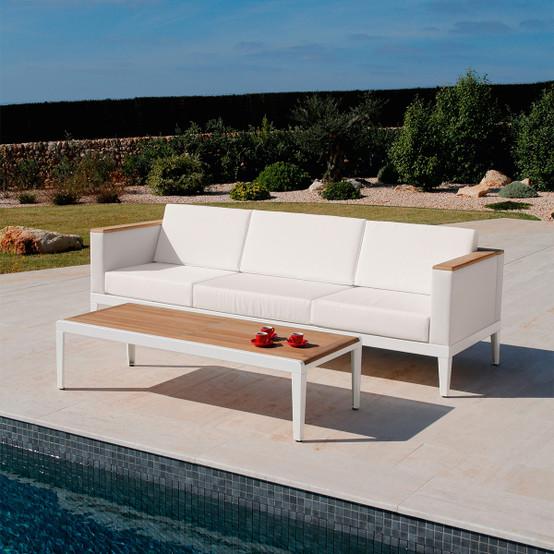 Aura Modular Deep Seating - 3 Seater Sofa