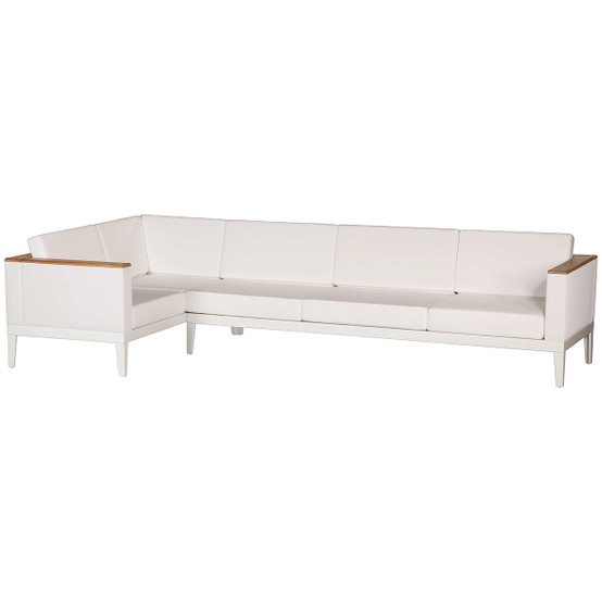 Aura Modular Deep Seating - Five-Seater Corner Sofa