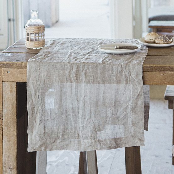 Fjord Washed Table Runner