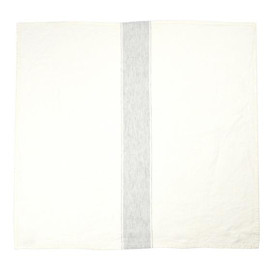 Ajaccio Tea Towel in Grey