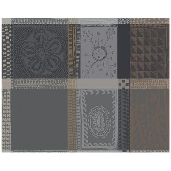 Mille Wax Cendre Placemat 16 x 20