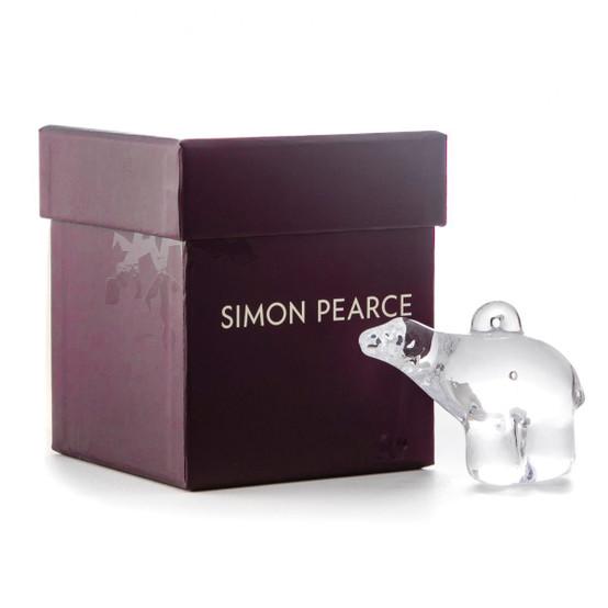 Polar Bear Ornament in Gift Box